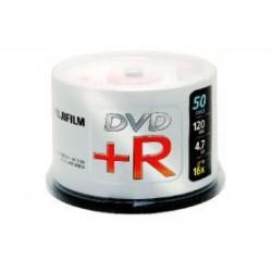BOX DVD R 4 7GB 16X CAMPANA 100 PZ (48274)