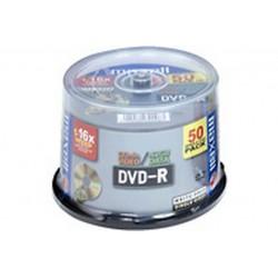 CAMPANA DA 50 DVD-R 16X F (275610)