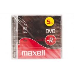 DVD-R 4.7GB 16X JEWEL C. CF.5 F (275517)