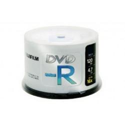 BOX DVD-R 4 7GB 16X CAMPANA 100 PZ (48273)