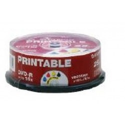 C.BOX 50 DVD-R 4 4GB 16X INK 50PZ (48243)