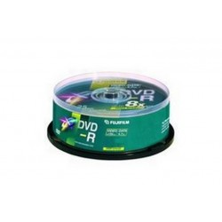 C.BOX 25 DVD-R 4 7GB16X IJET CON25 (48242)