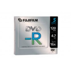 DVD-R 16X 4 7GB SLIM CONFEZ. 10 PZ (48343)