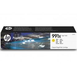 CART HP 991X HIGH YIELD GIALLO PW (M0J98AE)