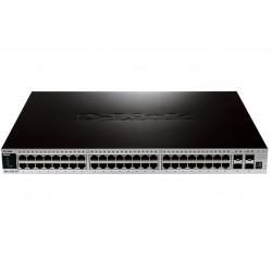48P10/100/1000+4P10GESFP L2 (DGS-3420-52T)