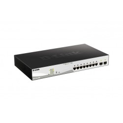 10-PORT GIGABIT POE+ SMART (DGS-1210-10MP)