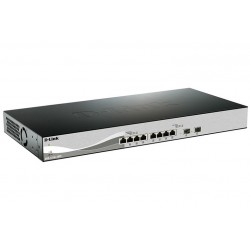 10-PORT SWITCH INCLUDING 8X10 GIGA (DXS-1210-10TS)