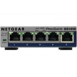 5PT GIGABIT PLUS SWITCH (GS105E-200PES)