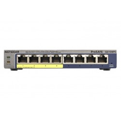 8PT GE POE PLUS SWITCH (GS108PE-300EUS)