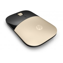 HP Z3700 GOLD WIRELESS MOUSE (X7Q43AAABB)