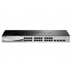 SWITCH D-LINK 28 PT - 24P 1000+4SFP (DGS-1210-28)