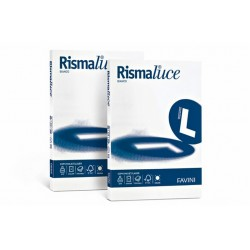 RISMALUCE A4 100GR BIANCO 100FF (A690104)