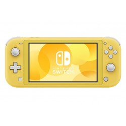 HW NINTENDO SWITCH LITE GIALLO (10002291)