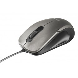 USB OPTICAL MOUSE COMPACT IVERO (20404TRS)