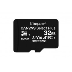 32GB MICSD CANVASELECTPLUS+1ADP (SDCS2/32GB-3P1A)