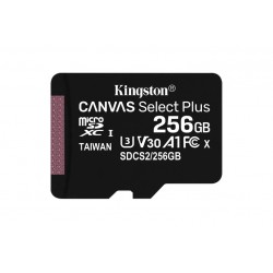 256GB MICSD CANVASSELECTPLUS+ADP (SDCS2/256GB)