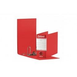 REGISTRATORE OXFORD G81 ROSSO (390781160)
