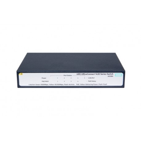 HPE 1420 5G POE+ (32W) SWITCH (JH328AABB)