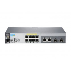 HP 2530-8-POE+ SWITCH (J9780AABB)