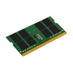 32GB 2666MHZ DDR4 NON-ECC SODIMM (KVR26S19D8/32)