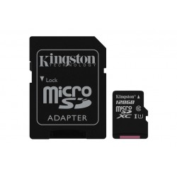 128GB MICROSDXC CANVAS SELECT 80R (SDCS/128GB)