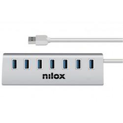 HUB USB 7 PORTE 3.0 (NX7HUB30)