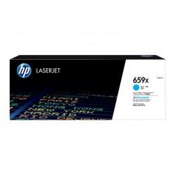 HP 659X ALTA CAP. CYAN ORIGIN.TONER (W2011X)