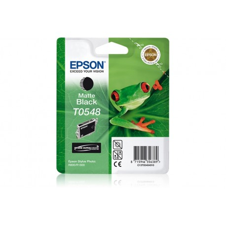 T05484010 CART.INTE NERO MATTE R800 (C13T05484010)