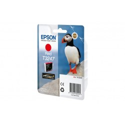 CART.INCH ROSSO PUFFIN 14ML (C13T32474010)