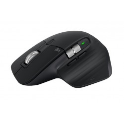 MX MASTER 3 ADV WL MOUSE BLACK (910-005710)