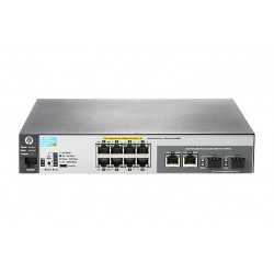 HP 2530-8-POE+ INTERNAL PS SWITCH (JL070AABB)