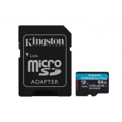 64GB MICROSDXC CANVAS GO PLUS (SDCG3/64GB)