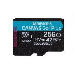 256GB MICROSDXC CANVAS GO PLUS (SDCG3/256GBSP)