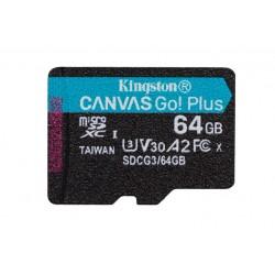 64GB MICROSDXC CANVAS GO PLUS (SDCG3/64GBSP)