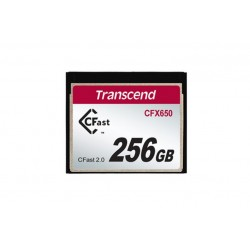 256GB CFAST2.0 SATA3 SLC MODE (TS256GCFX650)