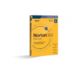 NORTON 360 DELUXE 2020 5DEV 1Y 50GB (21397535)