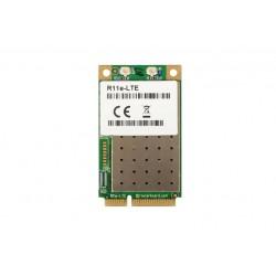 MIKROTIK 2G/3G/4G/LTE MINIPCI-E CARD WIT (R11e-LTE)