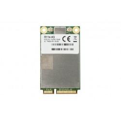 MIKROTIK 4G/LTE MINIPCI-E CARD - 2 X UFL (R11e-4G)