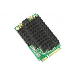 MIKROTIK 802.11A/C HIGH POWER MINIPCI-E (R11e-5HacD)