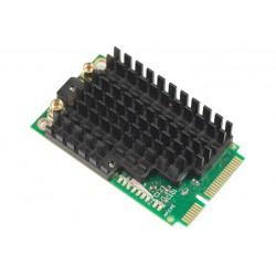 MIKROTIK 802.11A/N HIGH POWER MINIPCI-E (R11e-5HnD)