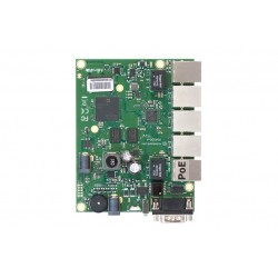 MIKROTIK ROUTERBOARD 450GX4 WITH FOUR CO (RB450Gx4)