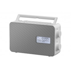 RADIO DAB+ SPLASH PROOF (RF-D30BTEG-W)