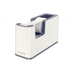 WOW DISPENSER DUAL COLOR BIANCO MET (53641001)