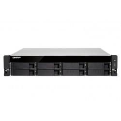 8-BAY NAS AMD RYZEN 3600 8GB (TS-877XU-RP-3600-8G)