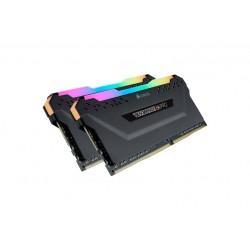 VENGEANCE RGB BK 16GB DDR4 3600MHZ (CMW16GX4M2Z3600C18)