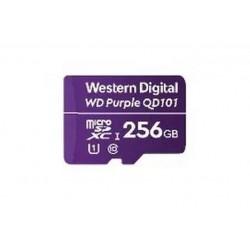 MICROSD WD PURPLE 256GB CLAS 10 (WDD256G1P0C)