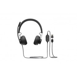 LOGITECH ZONE WIRED TEAMS (981-000870)