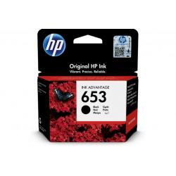 HP 653 NERA ORIGINAL INK (3YM75AEBHL)