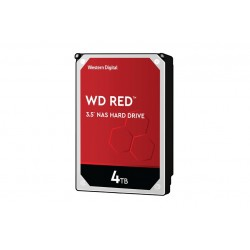 WD RED 3.5 4TB SATA3 NAS (DK) RED (WD40EFAX)
