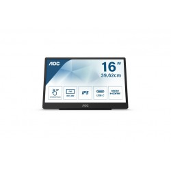 15 6 MONITOR TOUCH IPS FHD (16T2)